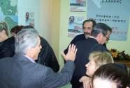 2010/11/04: Από το κατάμεστο εκλογικό κέντρο της Αντίστασης Πολιτών Δυτικής Ελλάδας.