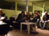 2012/11/16: Στιγμιοτυπο απο τη συνελευση ΣΥΡΙΖΑ-ΕΚΜ στα Βραχναιικα
