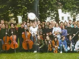 Jugendsinfonieorchester des Deutschorden-Gymnasiums Bad Mergentheim