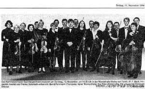 Bad Mergentheimer Kammerorchester