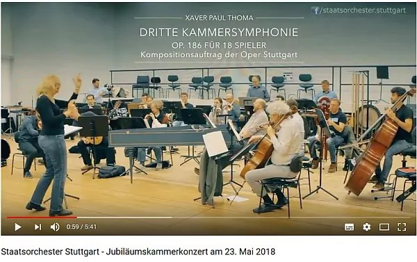 Video Kammersymphonie