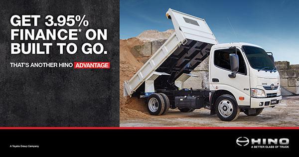 Hino-Trucks-Retail-Built-to-go-finance-campaign-Xavier-Advertising