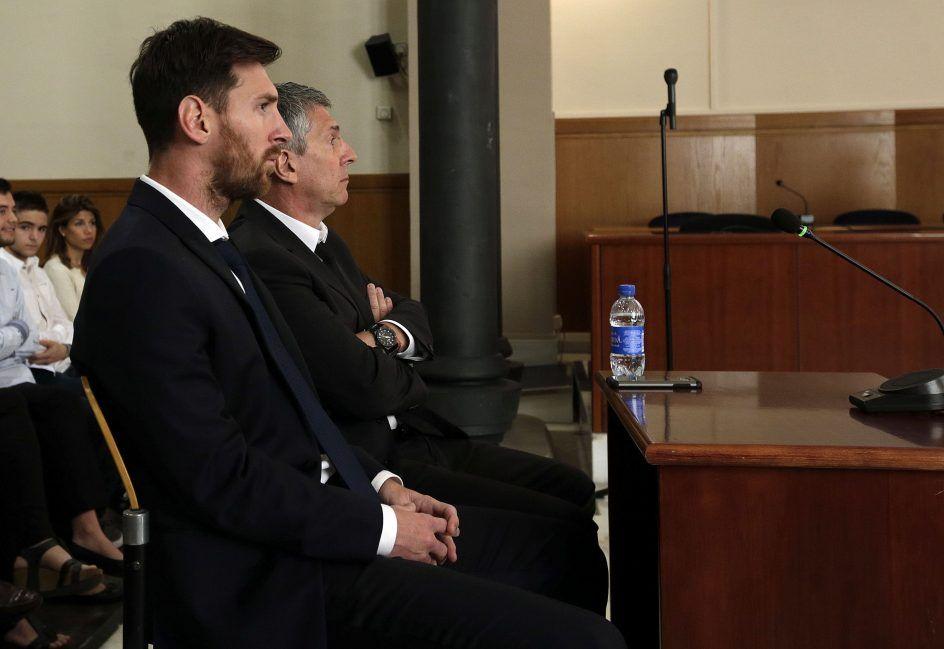 Messi y su padre, condenados a 21 meses de cárcel – 20minutos.es