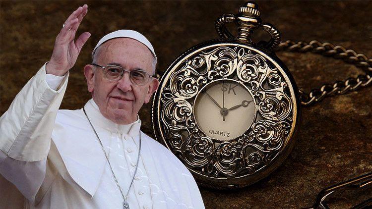 ¿Creó el Vaticano una máquina del tiempo? Aseguran que sí y que ahora estaría en manos de EE.UU. – RT