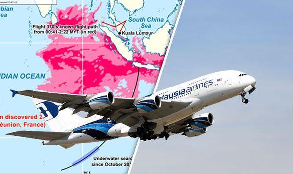 MH370 ÚLTIMA HORA: ¿Podría la teoría de choque ser la respuesta a uno de los misterios más desconcertantes del mundo? | extraño | Noticias | Express.co.uk