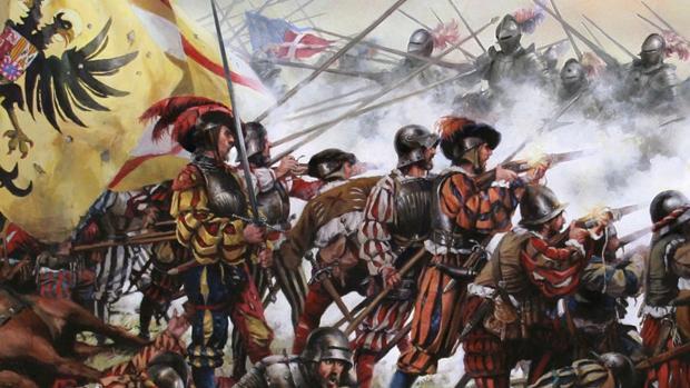 El Marqués de Pescara, el héroe español que estalló la fama de la remilgada caballería francesa en Pavía