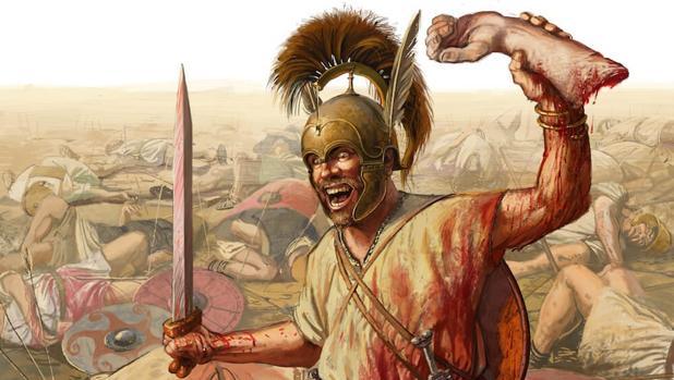 Los crueles hábitos de los soldados que desangraron a las legiones romanas en Hispania