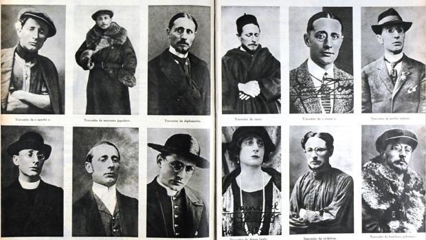 Los secretos de Giuseppe Dosi, un Sherlock Holmes italiano de múltiples caras