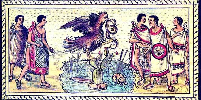 Cultura Azteca o Mexica | Historia de México