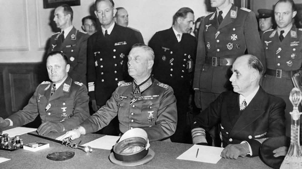 Historia: Lo que ocurrió en la habitación donde los últimos nazis se rindieron. Noticias de Alma, Corazón, Vida