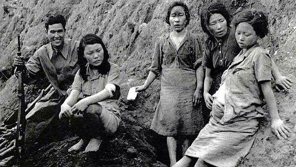 Mujeres Consuelo: La desgarradora historia de las esclavas sexuales en la II Guerra Mundial