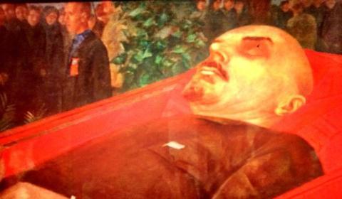 El cerebro «atrofiado» de Lenin: la insólita autopsia del dictador comunista