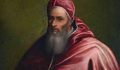 La cara oculta de Julio III, el Papa que adoptó a un niño para acostarse con él