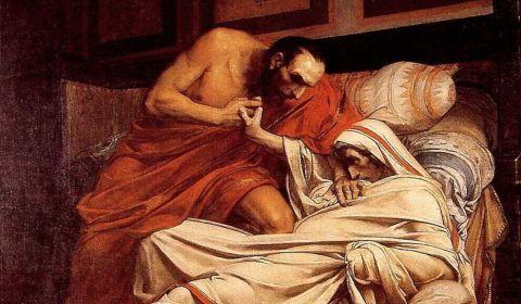 """El palacio de perversión y """"placeres monstruosos"""" del emperador Tiberio que escandalizó a Roma"""