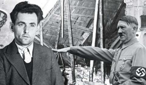 Un simple carpintero, el hombre que más cerca estuvo de matar a Hitler y evitar el Holocausto