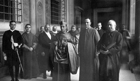 Vidal i Barraquer, ¿un cardenal en el exilio olvidado por el Vaticano?