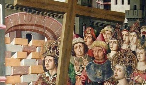 El emperador bizantino que arrebató a los persas la cruz donde murió Jesucristo