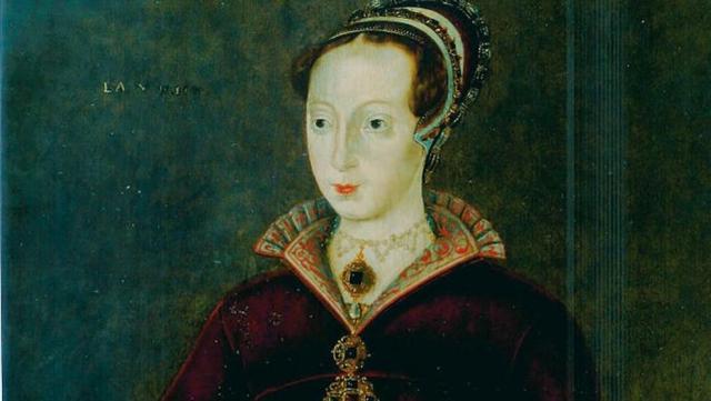 Detalle de un retrato de Jane Grey, pintado en torno a 1590. (Dominio público)