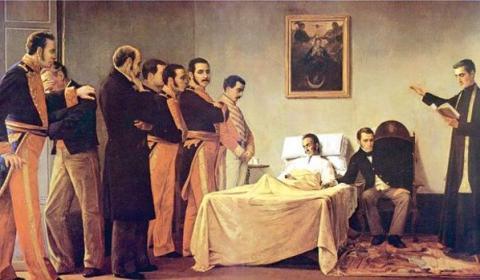 Un general cobarde y autoritario: así definía el padre del comunismo al español Simón Bolívar