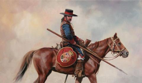 El auténtico Lejano Oeste: el «general Custer» español y sus 45 dragones masacrados por los indios pawnee