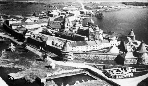 El monasterio cristiano que los comunistas convirtieron en el peor campo de exterminio de la URSS