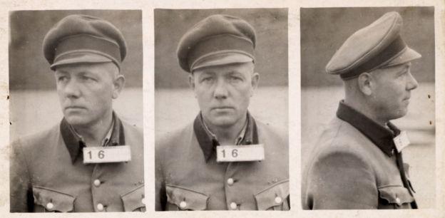El campo de concentración de Amersfoort estaba bajo el comando de Karl Peter Berg, quien fue ejecutado en 1949.