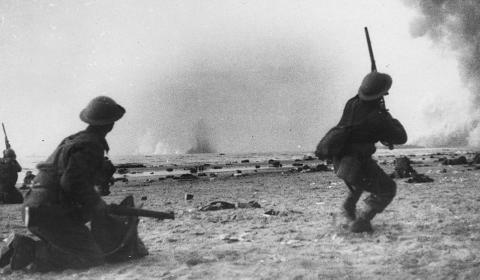 El parón nazi que facilitó Dunkerque