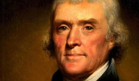 La absurda muerte del presidente Thomas Jefferson por una diarrea que duró 25 años