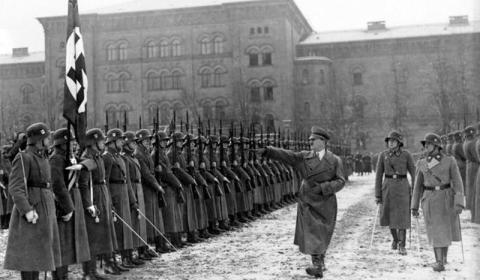 Waffen-SS: la guardia pretoriana del Führer
