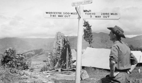 Kohima, la batalla olvidada de la Segunda Guerra Mundial