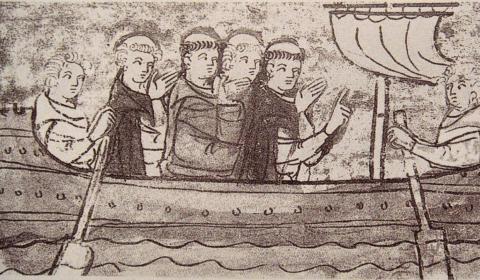 Odorico de Pordenone, el Marco Polo franciscano