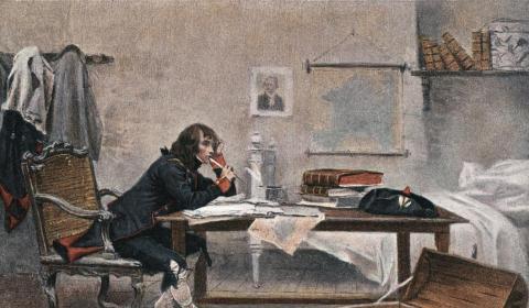 Napoleón, el emperador que nunca habló bien francés