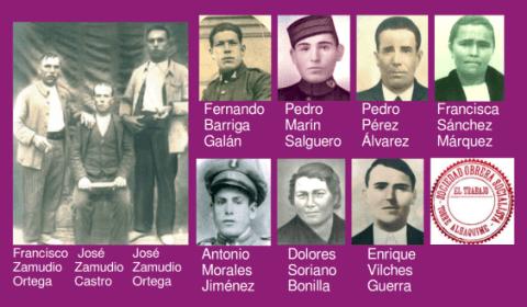 La MATANZA franquista de REPUBLICANOS en Torre Alhaquime (Cádiz) | RecueRda RepúBlica, documento memoria
