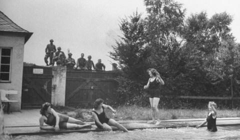 Las alemanas sufrieron 860.000 violaciones de los aliados