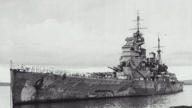 HMS Prince of Wales - ABC
