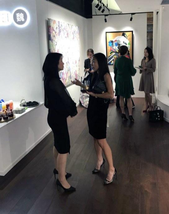 Amanda Wei Gallery HongKong 2017 2