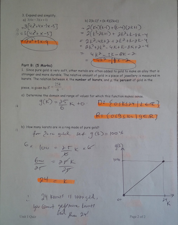 Exploring Math 11 University