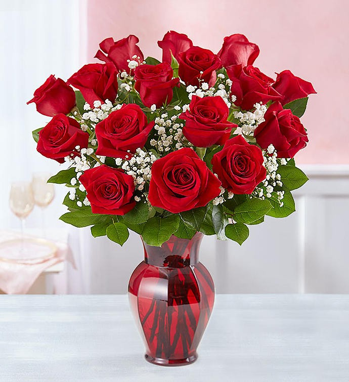 love you always roses