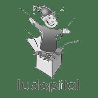 ludopital logo