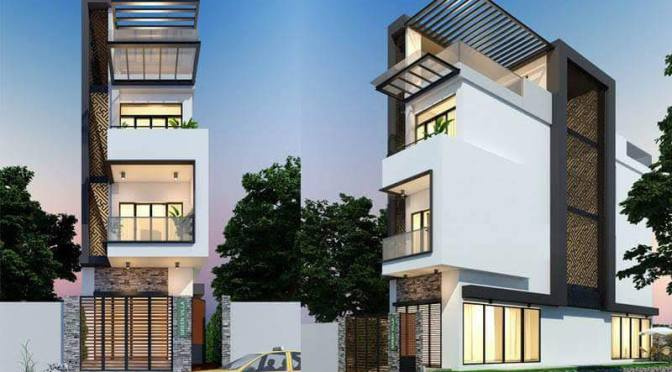 xây nhà trọn gói 2019