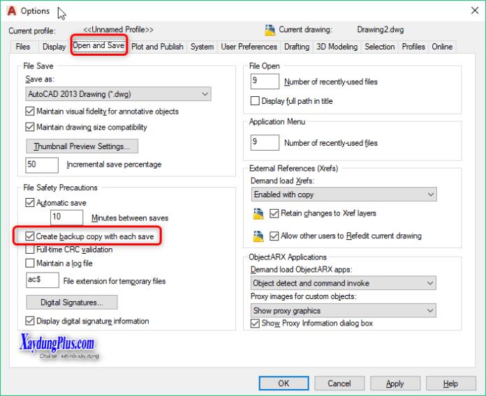 Tổng hợp một số cách sửa file AutoCad bị lỗi