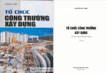 Tổ chức công trường xây dựng - Nguyễn Duy Thiện