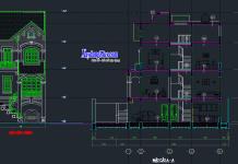 Hồ sơ mẫu nhà phố 4 tầng 6x17m