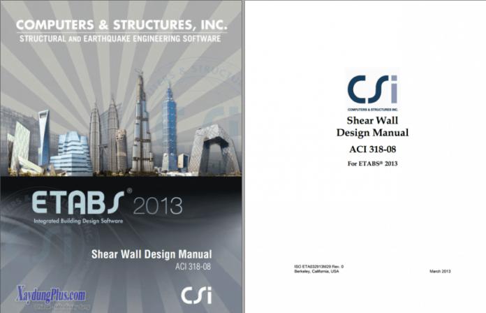 Thiết kế vách theo CSI Shear Wall Design Manual ACI318