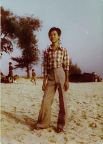Thai Ta, Songkhla refugee camp, 1979