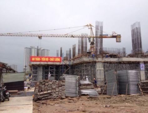 Thi công xây dựng nhà cao tầng