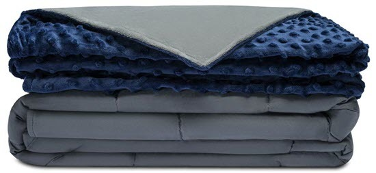 10 Best Weighted Blankets for Adults 2019 - xBedding