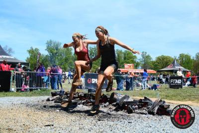 My first Spartan race with my Soulmate