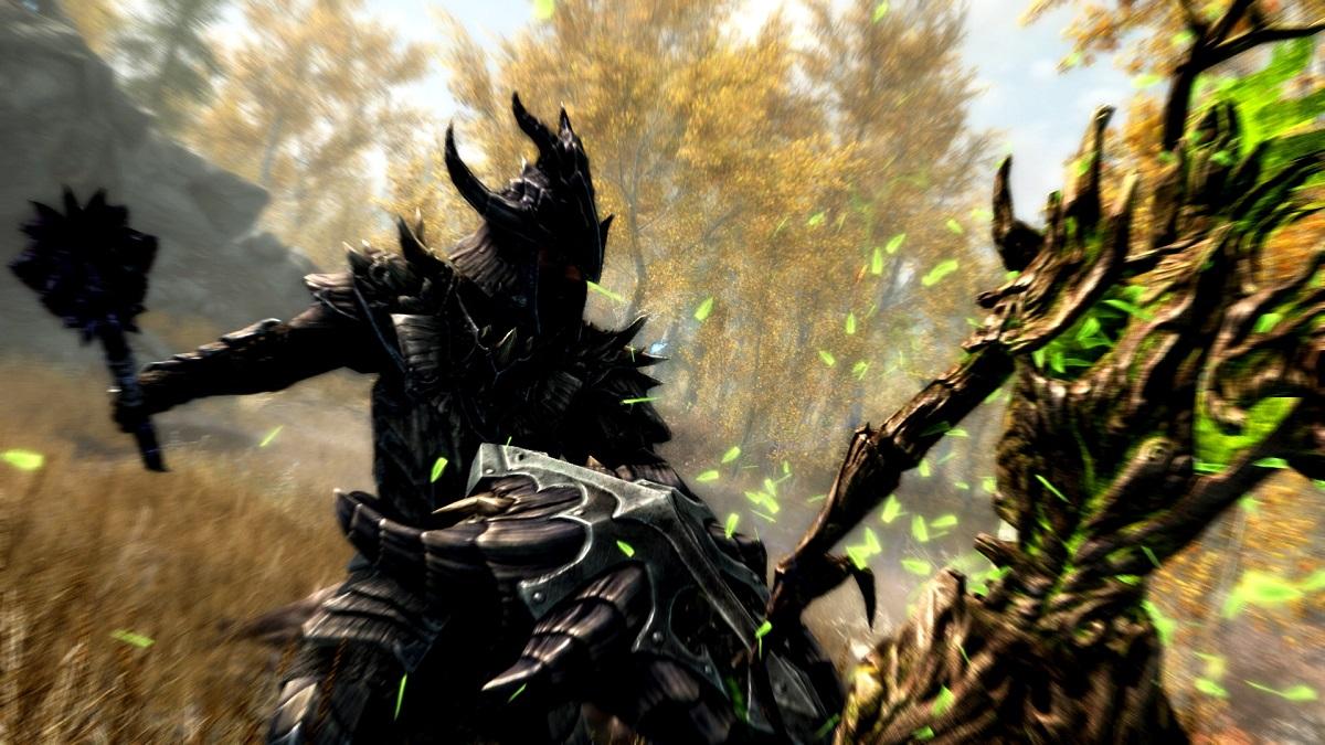 Skyrim Officialise Sa Special Edition Sur Xbox One Xbox