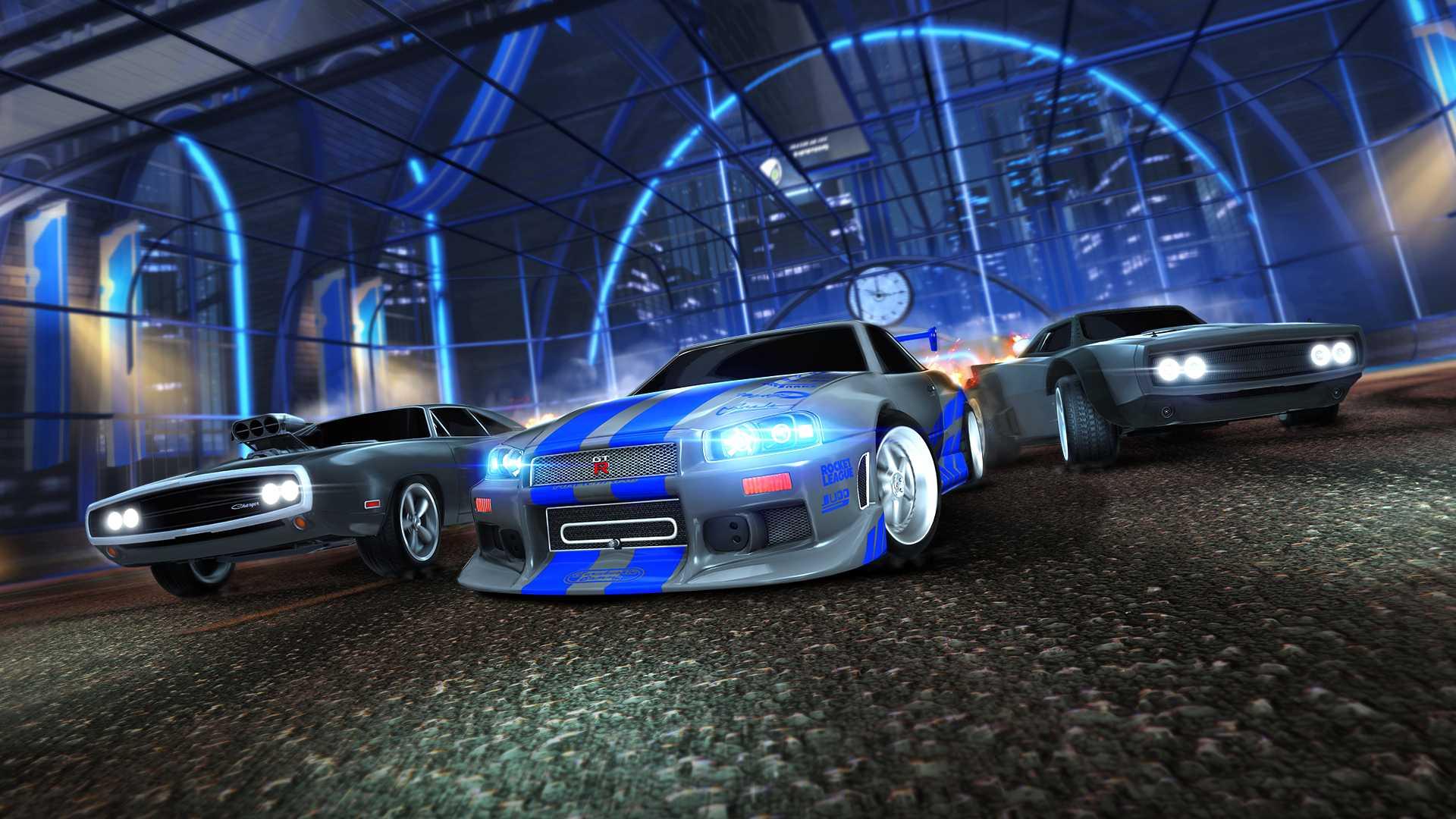 Buy Rocket League Fast Amp Furious DLC Bundle Xbox